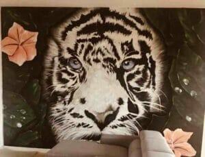eye of the tiger interior