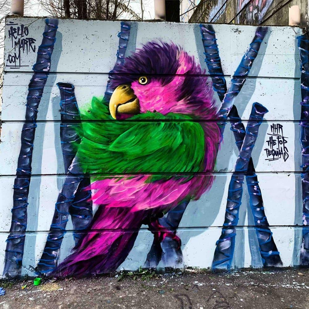 inseparabile milano 2020 mural art